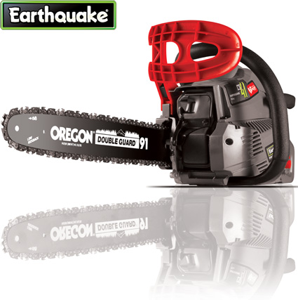 "'Earthquake® 16"" Chainsaw'"