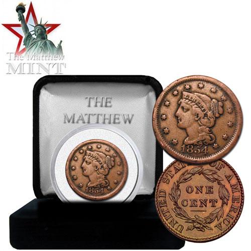 'Large Cent 1816-1857'