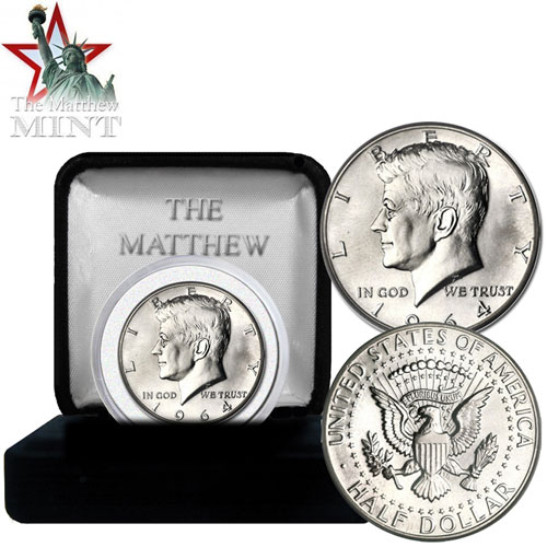 'Kennedy Half Dollar 1964'