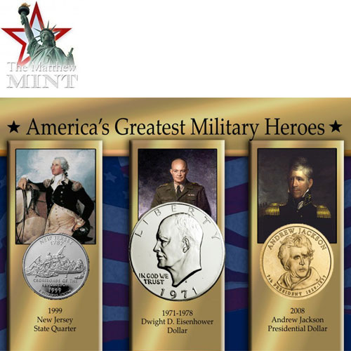 'America's Greatest Military Heroes'