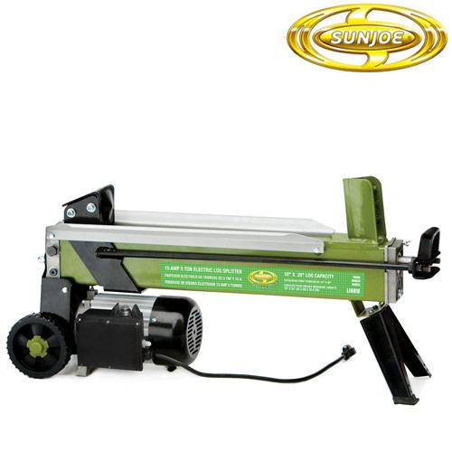 Sun Joe 5-Ton Log Splitter