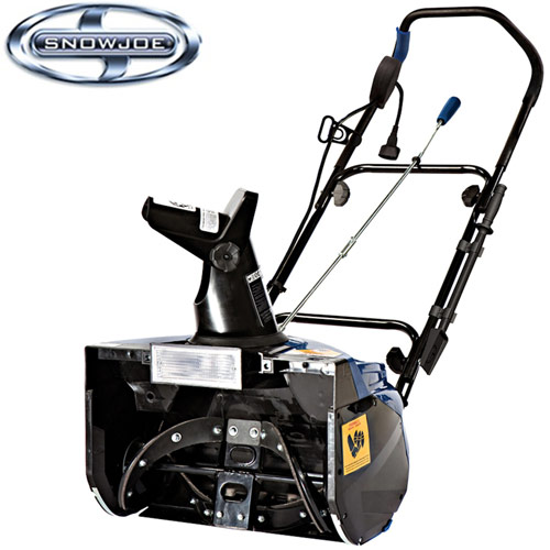'Snow Joe Snow Thrower with Light'