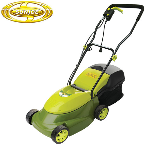 'Sun Joe 14in Electric Mower'