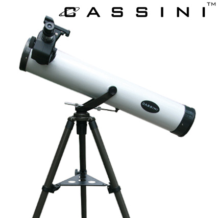 'Cassini 800mm X 80mm Reflector Telescope'