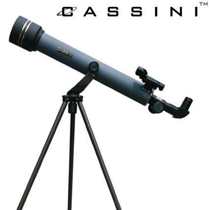 'Cassini 600mm X 50mm Refractor Telescope'