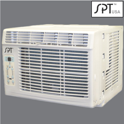 '8,000 BTU Window Air Conditioner with Energy Star'