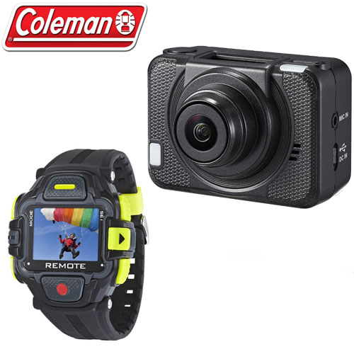 'Conquest2 HD Sports Camera Kit'