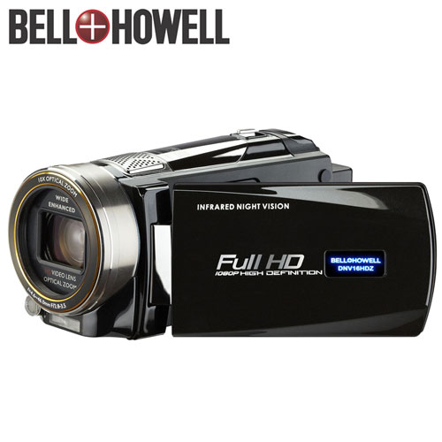Rogue HD Night Vision Camcorder