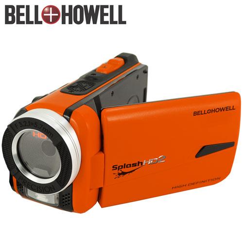 'SplashHD2 Waterproof HD Camcorder... Digital Camera'