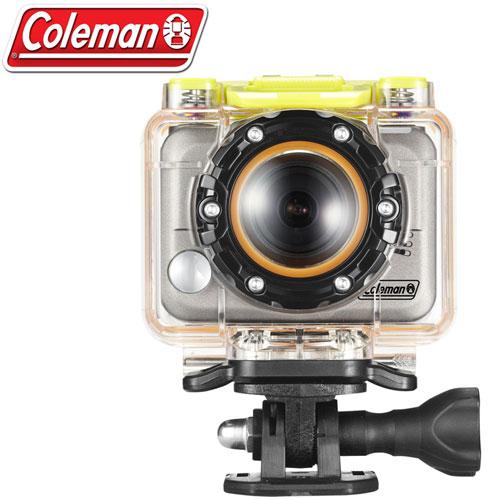 'Coleman 1080p HD Sports... Action Camera Kit'