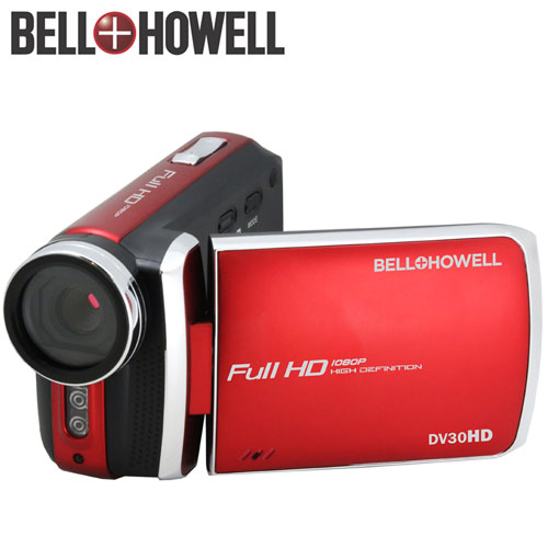 Fun Flix™ Ultra-Slim HD Camcorder... Digital Camera