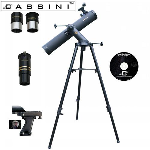 'Tracker Reflector Telescope Kit - 1100 x 102'