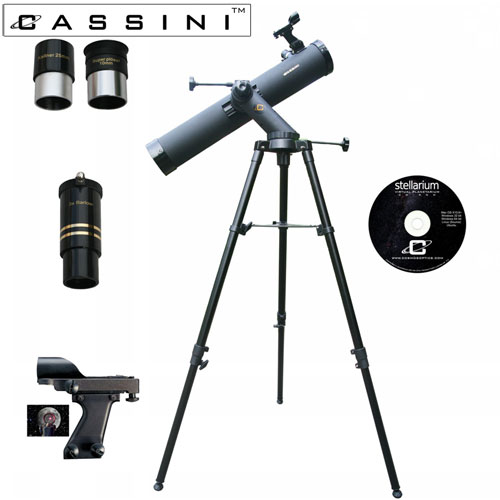'Tracker Reflector Telescope Kit - 800 x 80'