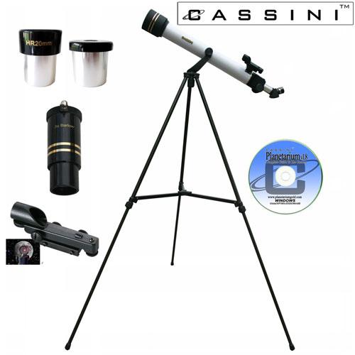 Telescope Kit - 600 x 50