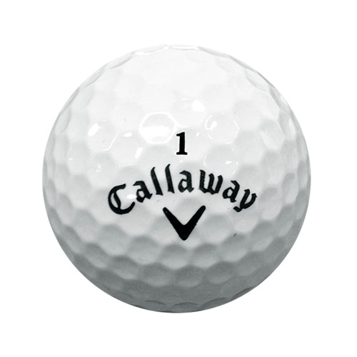 'Callaway SR1 24 Pack Recycled Golf Balls'