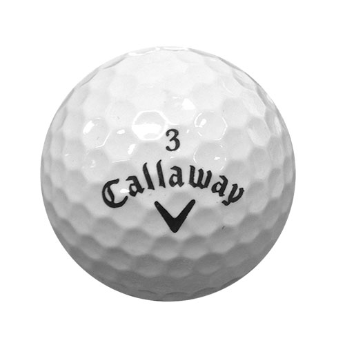 60 Pack Callaway Mixed Bag Golf Balls