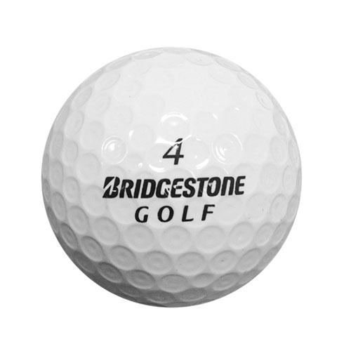 '60 Pack Bridgestone Mixed Bag Golf Balls'