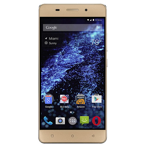 'Blu Energy X LTE E0010UU GSM Phone - Gold'