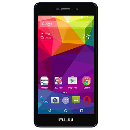 Blu Life XL L050L GSM Phone - Black