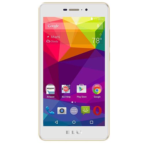 Blu Life XL LTE L0050UU GSM Phone - White