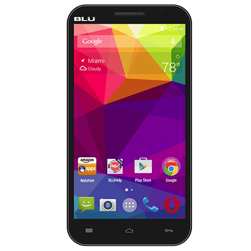Blu Neo 5.5 N030L GSM Phone - Black