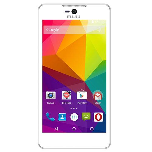 'Blu Studio C 5+5 D890U GSM Phone - White'