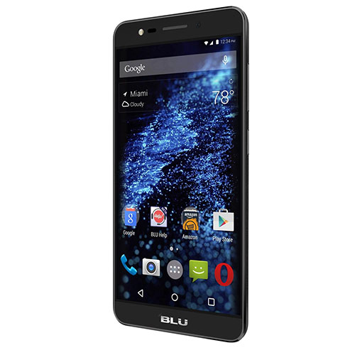 'Blu Studio C HD S090Q GSM Phone - Black'