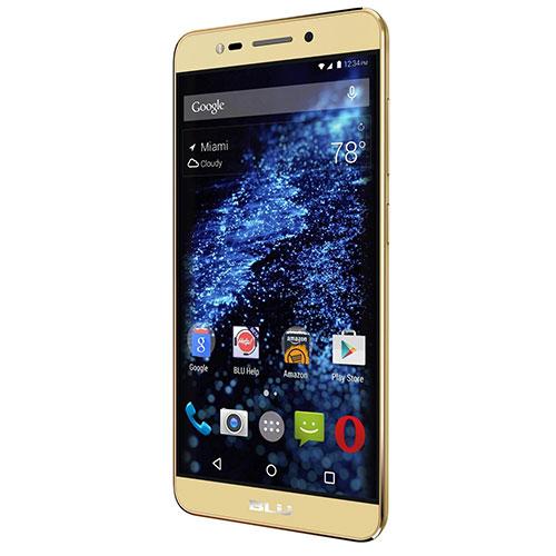 Blu Studio C HD S090Q GSM Phone - Gold