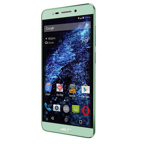 Blu Studio C HD S090Q GSM Phone - Green