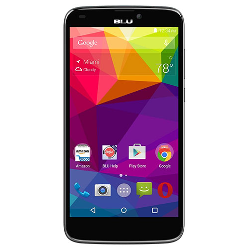 'Blu Studio G Plus S510Q GSM Phone - Black'