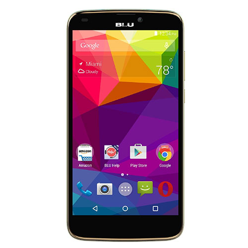 Blu Studio G Plus S510Q GSM Phone - Gold