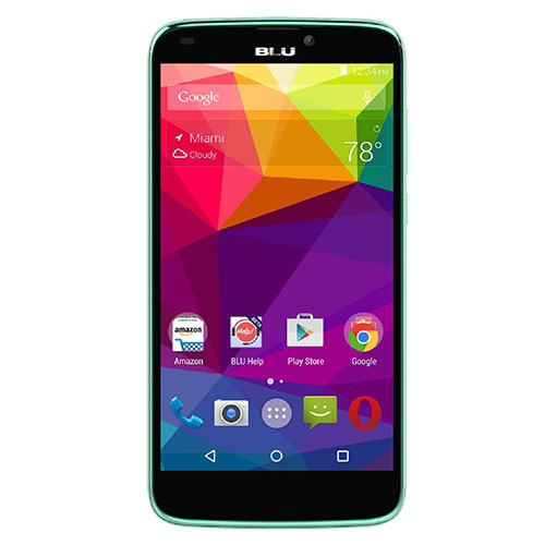 'Blu Studio G Plus S510Q GSM Phone - Green'