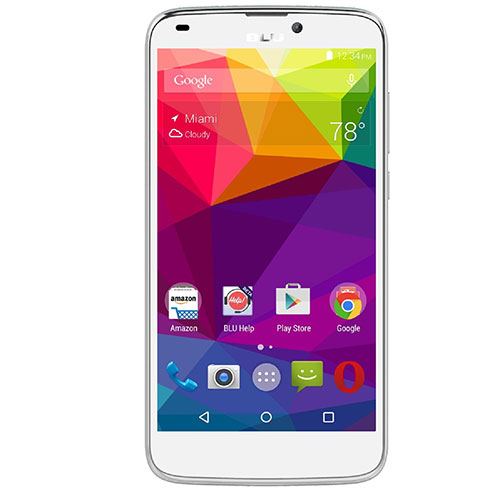 'Blu Studio G Plus S510Q GSM Phone - White'