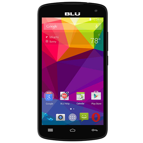 'Blu Studio X8 S530 GSM Phone - Black'