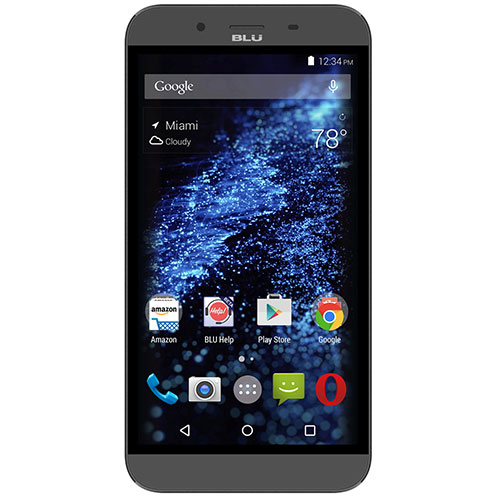 Blu Studio XL D850Q GSM Phone - Black