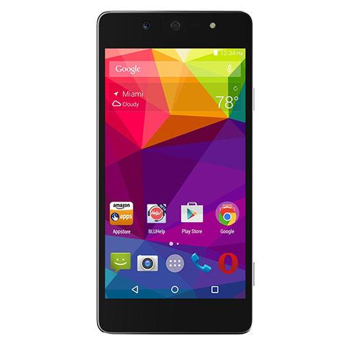 'Blu Vivo Selfie V030UU GSM Phone - Black'