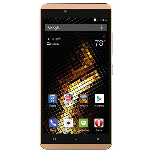 Blu Vivo XL V0030UU GSM Phone -  Gold