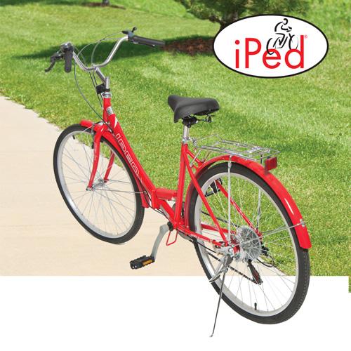 '26 inch Folding Bike'