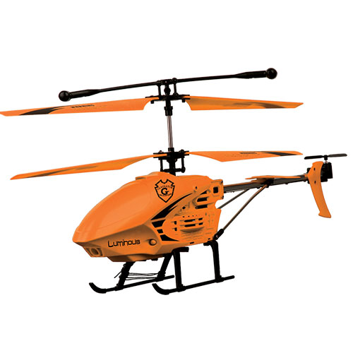 3.5 Channel Luminous Helicopter with Gyro