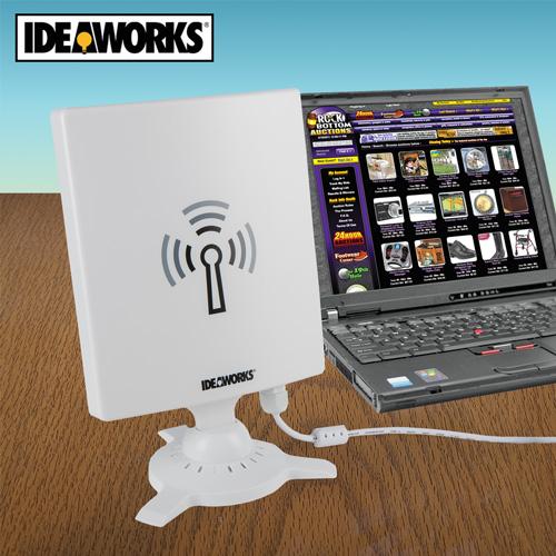 'Super WiFi Antenna'
