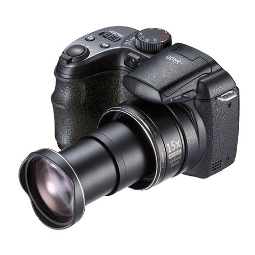 'GE 14MP 15X Zoom Digital Camera'