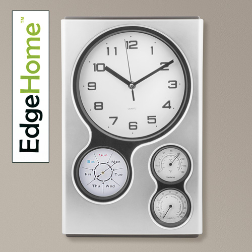 Multi-Function Wall Clock