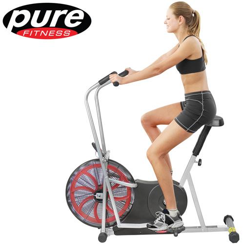 'Dual Action Fan Bike'