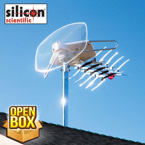 'TV Remote Control Rotating Antenna'