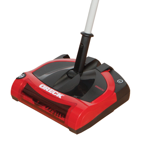 'Oreck Cordless Sweeper'