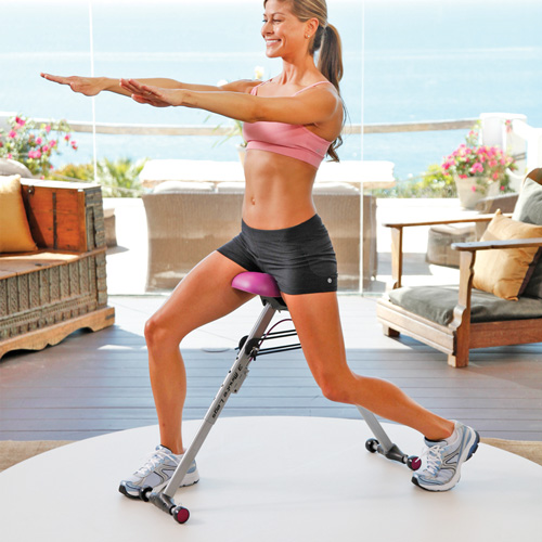 '3-Minute Legs Machine'