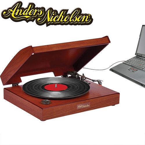 'Anders Nicholson USB Turntable'