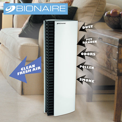 Bionaire Tower Air Purifier