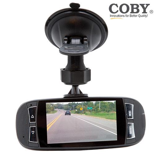 Coby 1080P Dash Cam/DVR