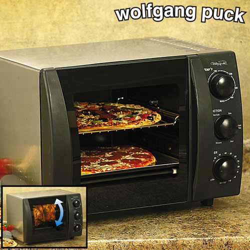 Wolfgang Puck Countertop Convection Oven : Wolfgang Puck Convection Oven Model# BTOBR0010